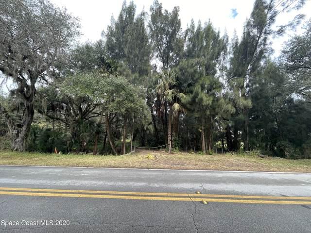 340 E Hall Road, Merritt Island, FL 32953 (MLS #896498) :: Premium Properties Real Estate Services