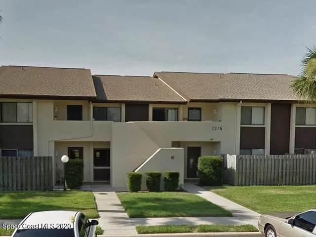 2275 Golf Isle Drive #222, Melbourne, FL 32935 (MLS #896534) :: Premium Properties Real Estate Services
