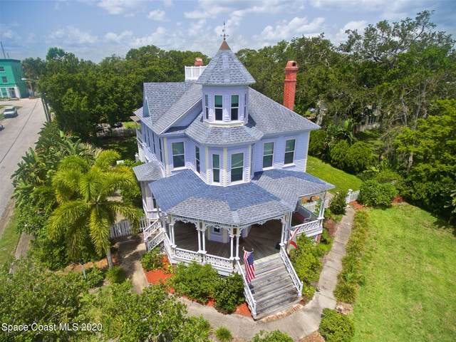1736 Pineapple Avenue, Melbourne, FL 32935 (MLS #896573) :: Premium Properties Real Estate Services