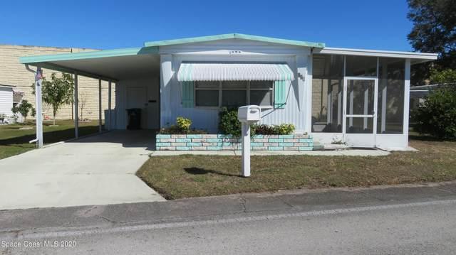 258 Holiday Park Boulevard NE, Palm Bay, FL 32907 (MLS #896614) :: Blue Marlin Real Estate