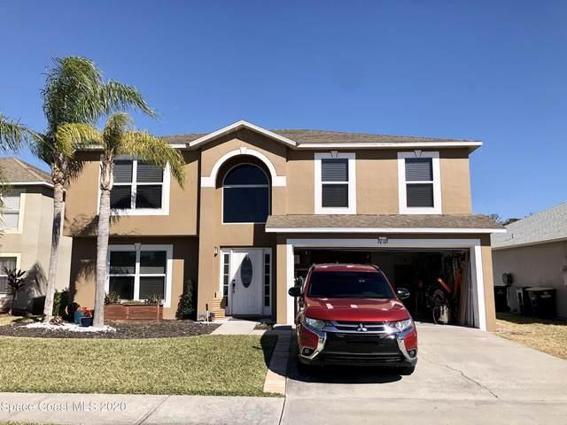 1721 Las Palmos Drive SW, Palm Bay, FL 32908 (MLS #896617) :: Engel & Voelkers Melbourne Central