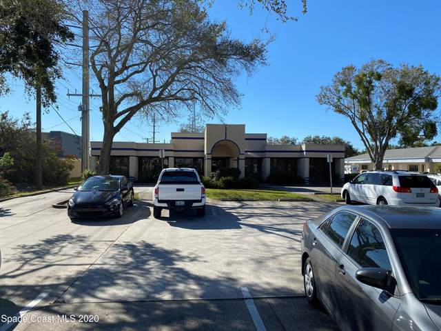 2186 Harris Avenue NE, Palm Bay, FL 32905 (MLS #896684) :: Premium Properties Real Estate Services