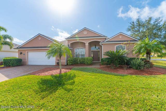 3033 Sonoma Way, Rockledge, FL 32955 (MLS #896775) :: Blue Marlin Real Estate