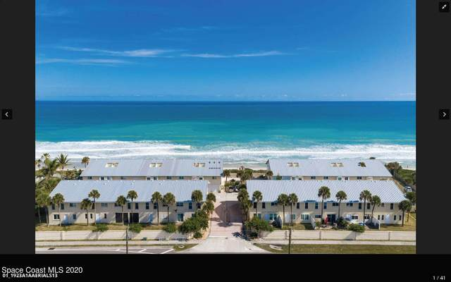 1923 Highway A1a #6, Satellite Beach, FL 32937 (MLS #896869) :: Engel & Voelkers Melbourne Central
