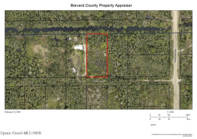 0 Pioneer Avenue, Cocoa, FL 32926 (MLS #896893) :: Armel Real Estate