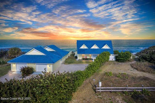 7205 S Hwy A1a, Melbourne Beach, FL 32951 (MLS #896992) :: Engel & Voelkers Melbourne Central