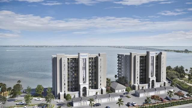 1435 S Harbor City Boulevard #804, Melbourne, FL 32901 (MLS #897043) :: Blue Marlin Real Estate