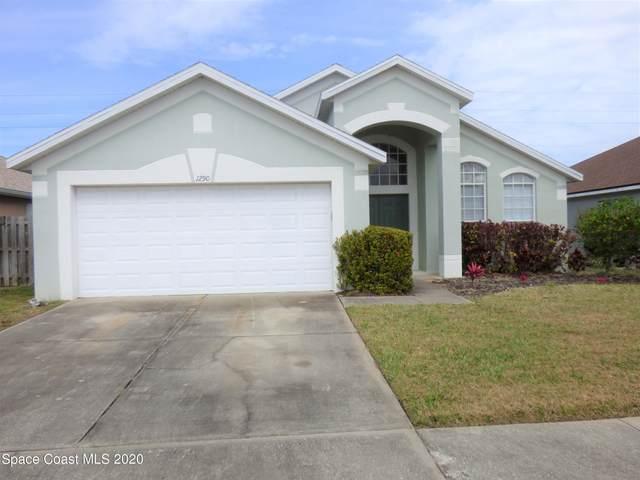 1290 Potomac Drive, Merritt Island, FL 32952 (MLS #897099) :: Premium Properties Real Estate Services