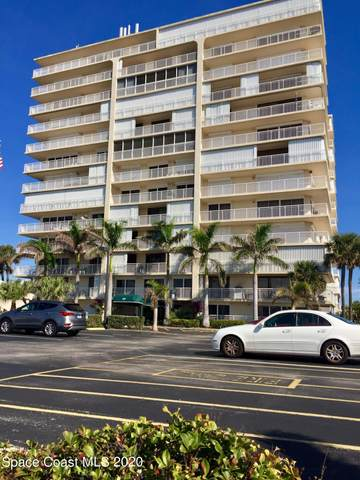 877 N Highway A1a #104, Indialantic, FL 32903 (MLS #897119) :: Premium Properties Real Estate Services