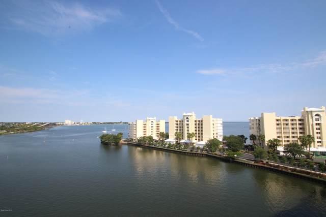 134 Starboard Lane #703, Merritt Island, FL 32953 (MLS #897144) :: Coldwell Banker Realty