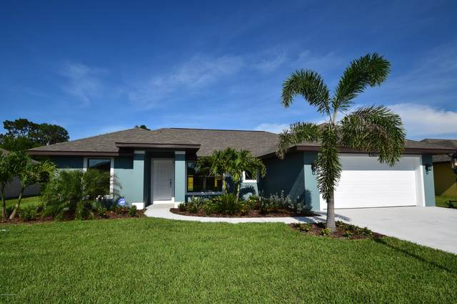 2029 Gloria Circle NE, Palm Bay, FL 32905 (MLS #897196) :: Premium Properties Real Estate Services