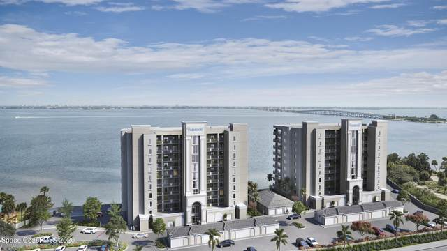 1465 S Harbor City Boulevard #1001, Melbourne, FL 32901 (MLS #897227) :: Blue Marlin Real Estate