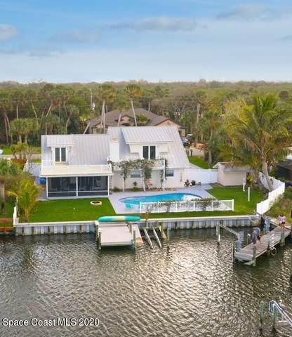 268 Beverly Court, Melbourne Beach, FL 32951 (MLS #897351) :: Premium Properties Real Estate Services