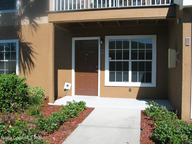 1870 Long Iron Drive #1203, Rockledge, FL 32955 (MLS #897396) :: Blue Marlin Real Estate