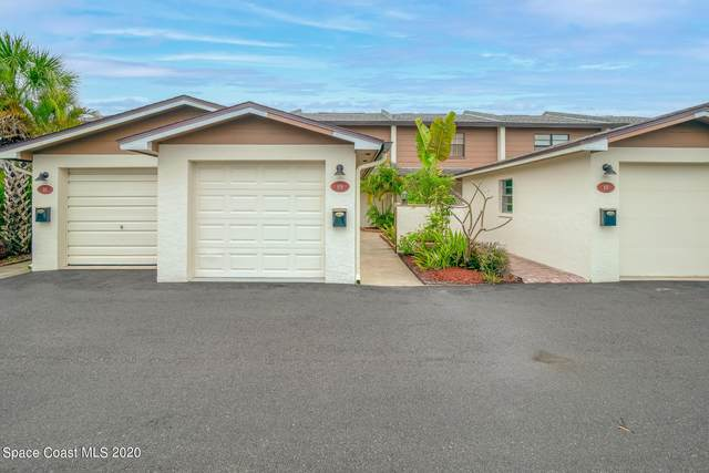 109 Kristi Drive, Indian Harbour Beach, FL 32937 (MLS #897403) :: Premium Properties Real Estate Services