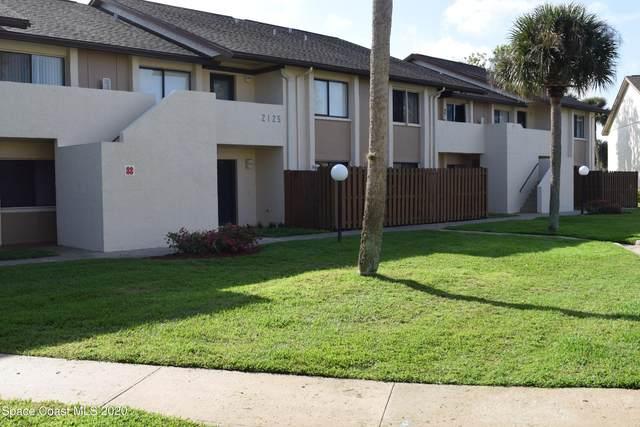 2125 Golf Isle Drive #1424, Melbourne, FL 32935 (MLS #897448) :: Engel & Voelkers Melbourne Central