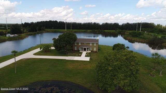 1445 Martin Road, Rockledge, FL 32955 (MLS #897471) :: Blue Marlin Real Estate