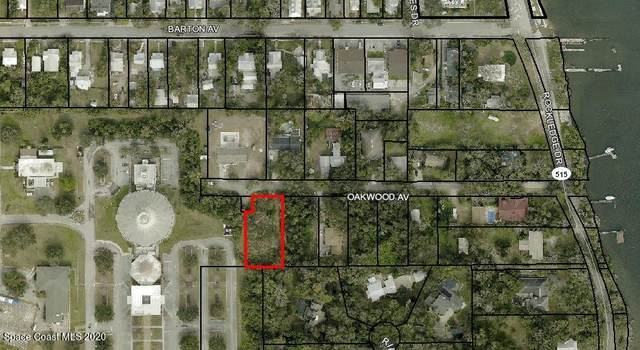 31 Oakwood Avenue, Rockledge, FL 32955 (MLS #897477) :: Engel & Voelkers Melbourne Central