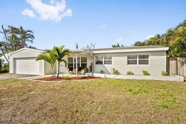 180 Harwood Avenue, Satellite Beach, FL 32937 (MLS #897508) :: Blue Marlin Real Estate