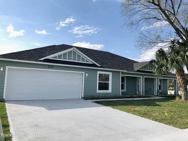 2109 Arnold Palmer Dr, Titusville, FL 32796 (MLS #897513) :: Blue Marlin Real Estate
