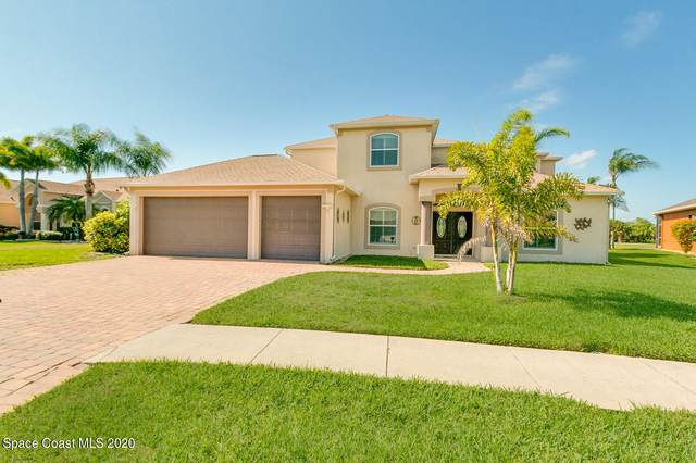 3145 Savannahs Trail, Merritt Island, FL 32953 (MLS #897526) :: Premium Properties Real Estate Services