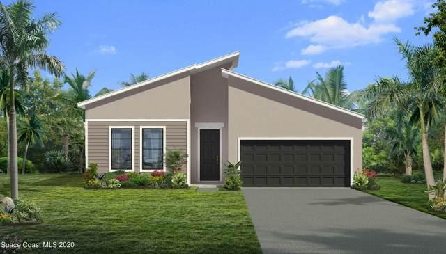 365 Kylar Drive, Palm Bay, FL 32907 (MLS #897546) :: Engel & Voelkers Melbourne Central