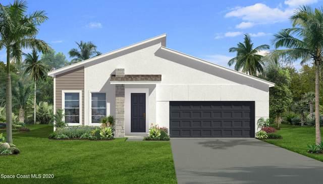355 Kylar Drive, Palm Bay, FL 32907 (MLS #897550) :: Engel & Voelkers Melbourne Central