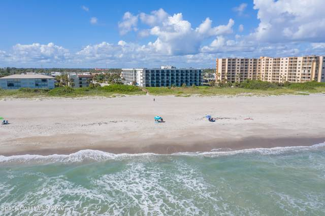 7400 Ridgewood Avenue #204, Cape Canaveral, FL 32920 (MLS #897574) :: Engel & Voelkers Melbourne Central