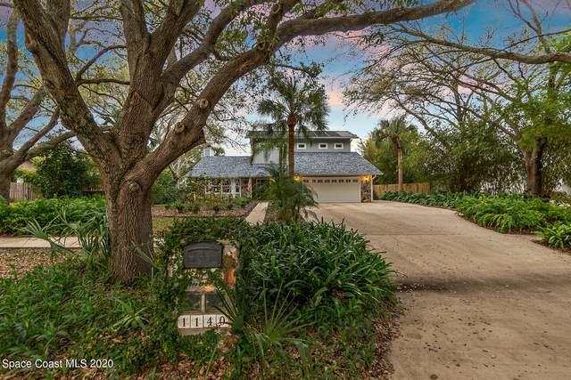 1140 Two Oaks Boulevard, Merritt Island, FL 32952 (MLS #897582) :: Premium Properties Real Estate Services