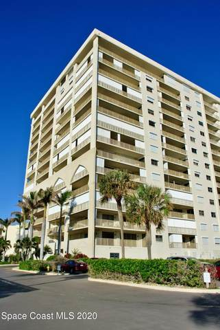 750 N Atlantic Avenue #301, Cocoa Beach, FL 32931 (MLS #897594) :: Coldwell Banker Realty