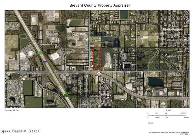3900 Lake Drive, Cocoa, FL 32926 (MLS #897617) :: Blue Marlin Real Estate