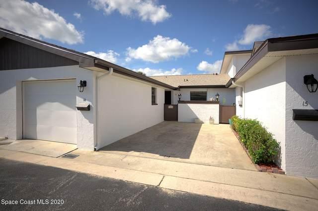 255 Paradise Boulevard #14, Indialantic, FL 32903 (MLS #897634) :: Blue Marlin Real Estate