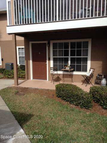 1841 Long Iron Drive #807, Rockledge, FL 32955 (MLS #897709) :: Blue Marlin Real Estate