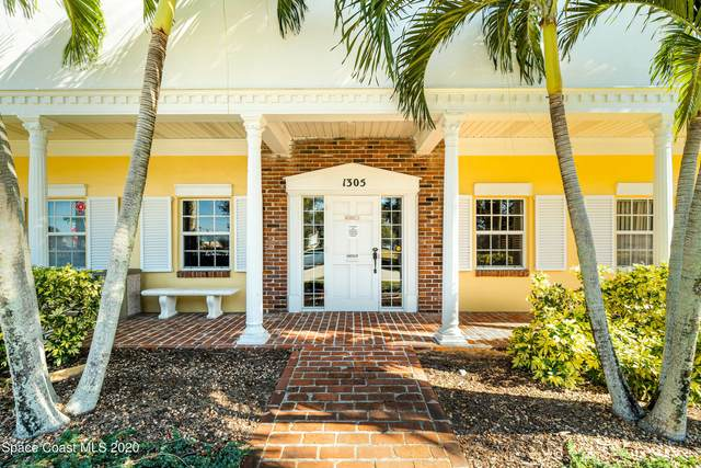 1305 Valentine Street, Melbourne, FL 32901 (MLS #897722) :: Premium Properties Real Estate Services