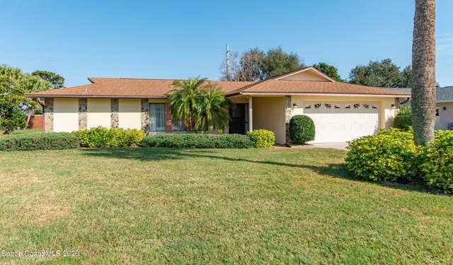 710 Endicott Road, Melbourne, FL 32940 (MLS #897747) :: Premium Properties Real Estate Services