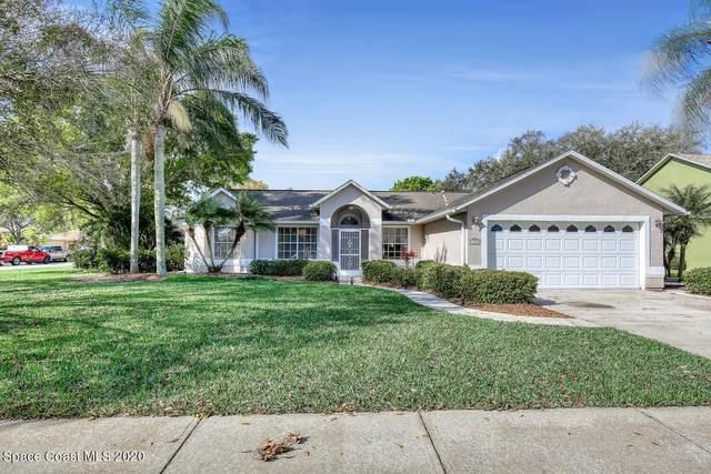 1200 Ambra Drive, Melbourne, FL 32940 (MLS #897750) :: Blue Marlin Real Estate