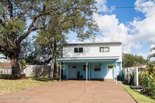 760 Creighton Street, Melbourne, FL 32935 (MLS #897754) :: Blue Marlin Real Estate