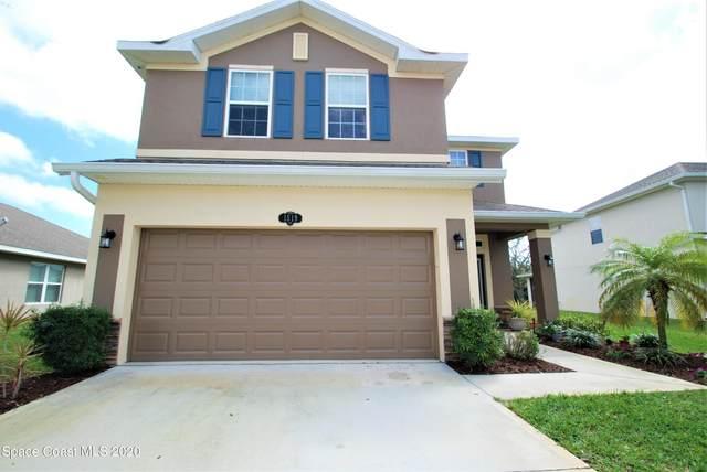 1519 Oconner Avenue, Melbourne, FL 32940 (MLS #897796) :: Blue Marlin Real Estate