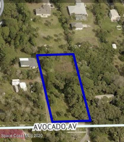 00 Avocado Avenue, Cocoa, FL 32926 (MLS #897800) :: Engel & Voelkers Melbourne Central