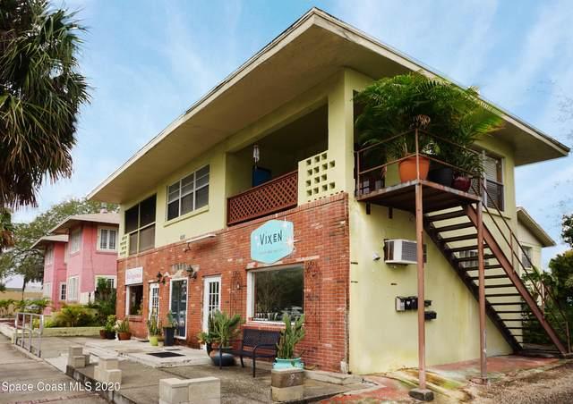 620 E New Haven Avenue #20102, Melbourne, FL 32901 (MLS #897808) :: Blue Marlin Real Estate
