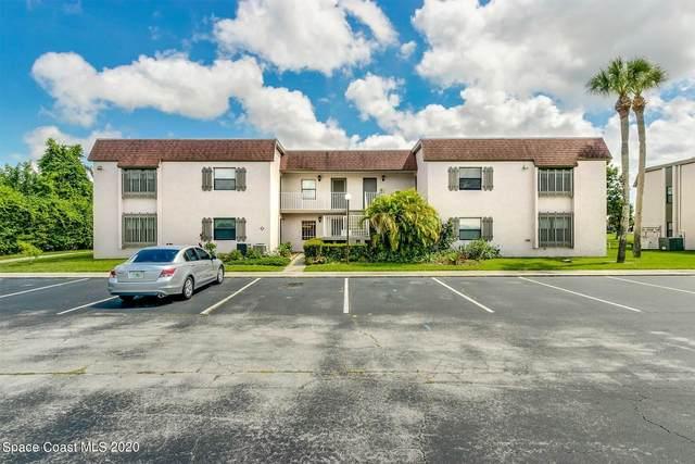 2727 N Wickham Road 12-201, Melbourne, FL 32935 (MLS #897817) :: Blue Marlin Real Estate