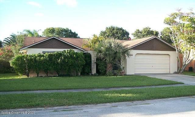 730 Venetian Way, Merritt Island, FL 32953 (MLS #897824) :: Coldwell Banker Realty