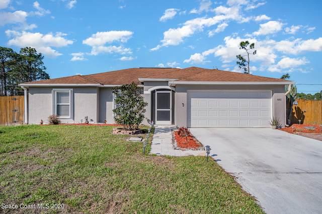 661 Cardinal Street SE, Palm Bay, FL 32909 (MLS #897858) :: Premium Properties Real Estate Services