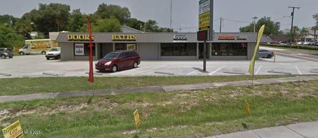 988 Rockledge Boulevard, Rockledge, FL 32955 (MLS #897865) :: Premium Properties Real Estate Services
