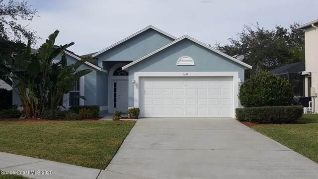 1639 Sawgrass Drive, Palm Bay, FL 32908 (MLS #897874) :: Engel & Voelkers Melbourne Central