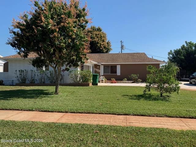 2420 Jason Street, Merritt Island, FL 32952 (MLS #897875) :: Premium Properties Real Estate Services