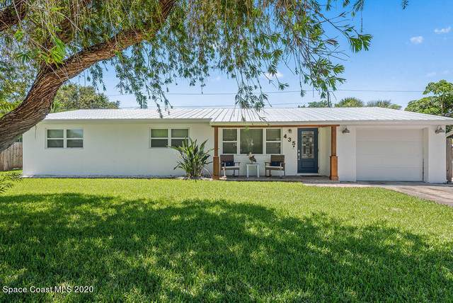 435 Cinnamon Drive, Satellite Beach, FL 32937 (MLS #897878) :: Premium Properties Real Estate Services