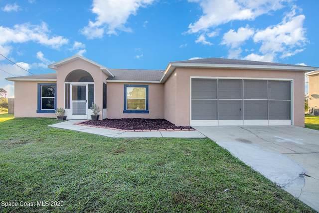 2998 Hester Avenue SE, Palm Bay, FL 32909 (MLS #897886) :: Blue Marlin Real Estate