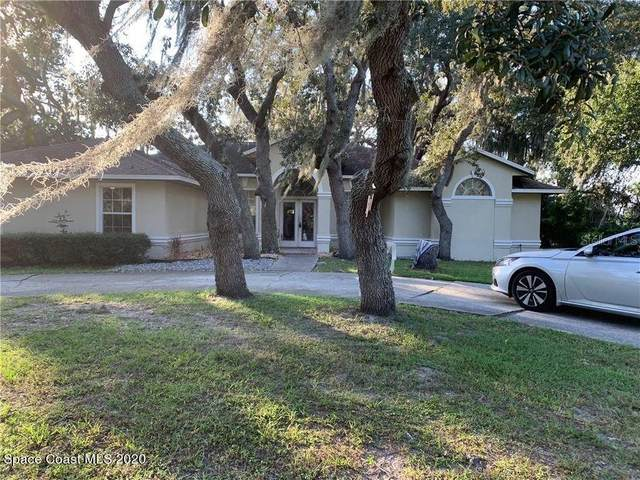 1556 S Park Avenue, Titusville, FL 32780 (MLS #897887) :: Coldwell Banker Realty