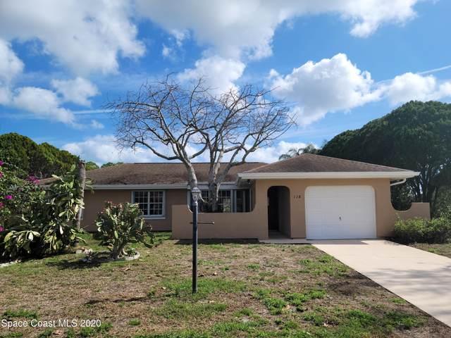 118 Kildare Drive, Sebastian, FL 32958 (MLS #897892) :: Blue Marlin Real Estate